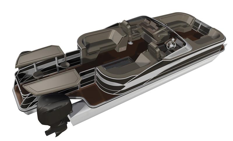 , Vanderbilt Luxury Pontoon Boats