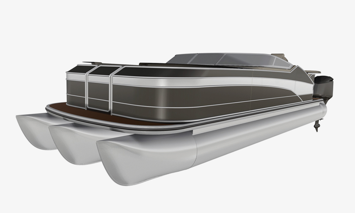 , Vanderbilt Luxury Pontoon Boats